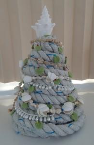 Our nautical Christmas tree