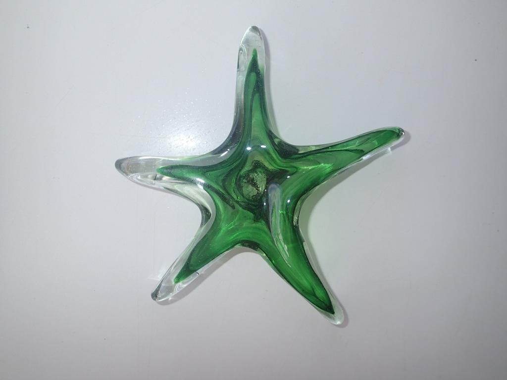 GreenVI starfish - now our tea bag/spoon holder