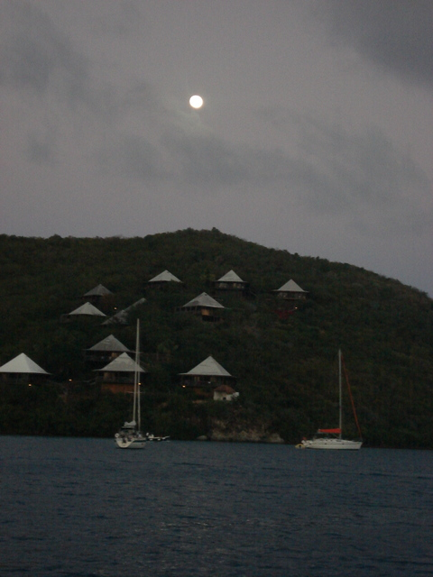 Full Moon over BEYC