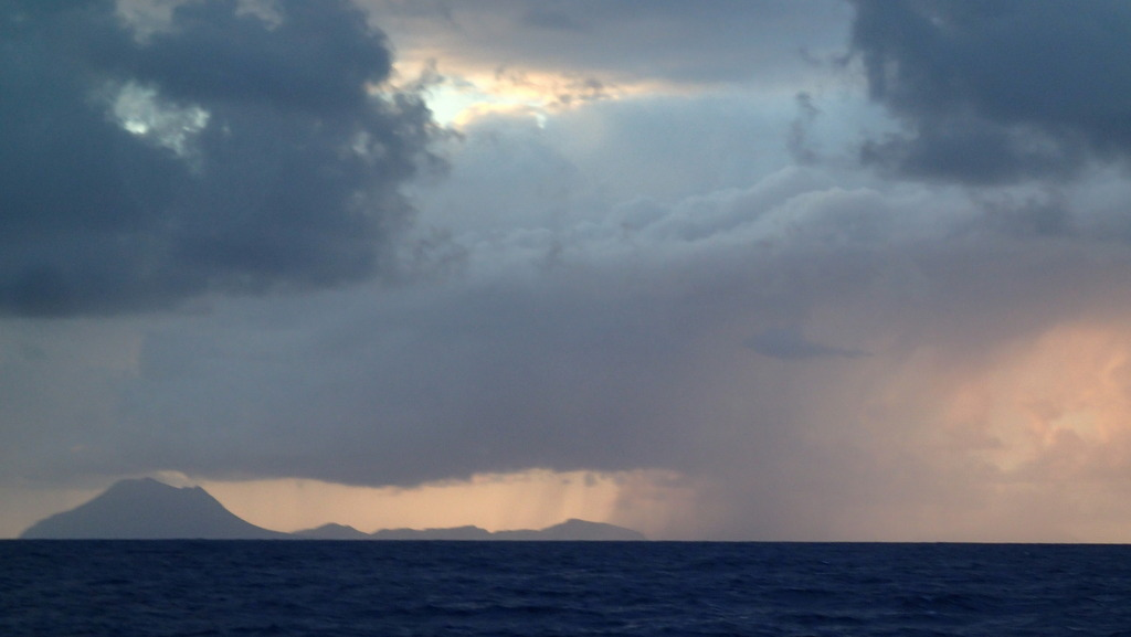 ON the way to Antigua, you can have the rain St Barth